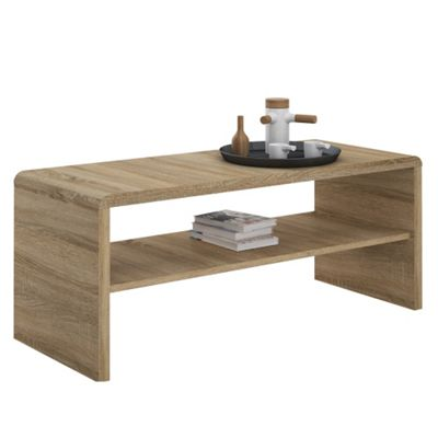 Kensington Coffee Table/TV Unit Sonama Oak