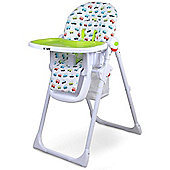 iSafe Mama Highchair (Vroom)