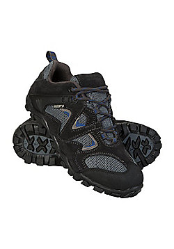 Mountain Warehouse CURLEWS WATERPROOF KIDS SHOE - Grey