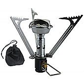Yellowstone Phoenix Backpack Stove With Carry Bag