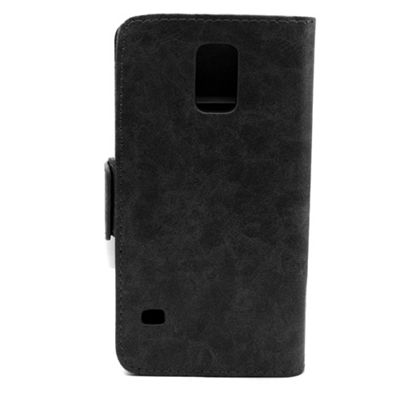 Hard Frame Flip Case│Protective Leather Cover+ Magnetic Clip│For Nokia Lumia 540