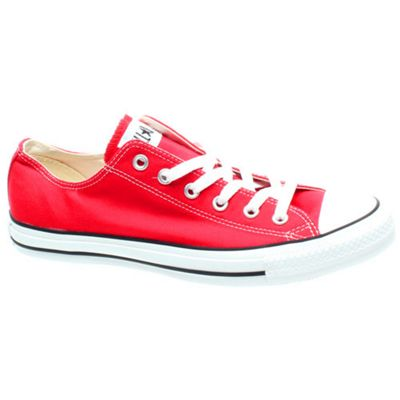 Converse All Star Ox Red Shoe M9696