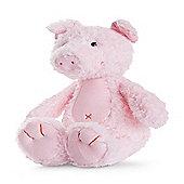 Aurora Natures Friend Pig 30cm Pink Plush Soft Toy