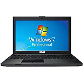 "ASUS PU551 15.6"" Intel Core i7 Windows 7 Pro 4GB RAM 500GB Laptop Black"