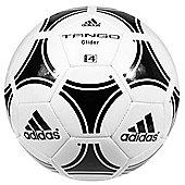 adidas Tango Glider Football Soccer Ball White/Black - 5