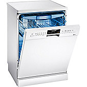 Siemens SN26M292GB IQ500 14-Place Dishwasher A++, White