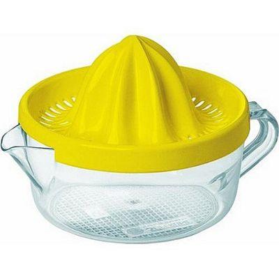 EMSA Superline Citrus Press, Transparent, Yellow, 4.0L