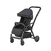 Baby Elegance Sketch Pushchair, Black