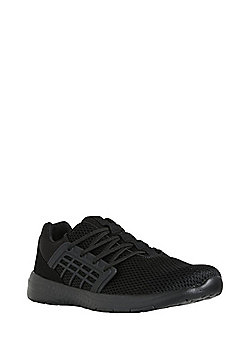F&F Mesh Trainers - Black