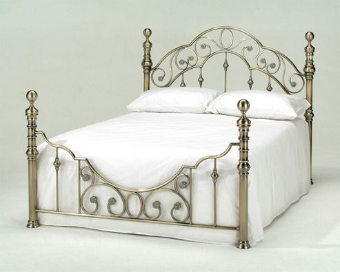 Interiors 2 suit Florence Bed Frame - Double (4' 6