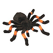 Hansa 30cm Orange Kneed Tarantula Spider Soft Toy