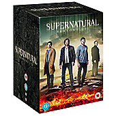 Supernatural S1-12 Dvd