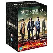 Supernatural S1-12 Dvd