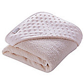 Clair de Lune Luxury Hooded Towel (Dimple Cream)
