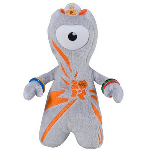 London 2012 Wenlock 30cm Soft Toy