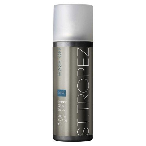 St Tropez Wash Off Dark Spray 200ml