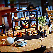 Italian Sparkling Afternoon Tea at Marco Pierre White, Bardolino Birmingham