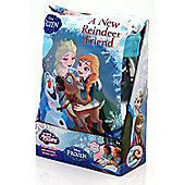 Frozen Storybook Childrens Pillow