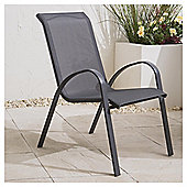 Tesco Seville Garden Chair, 4 pack