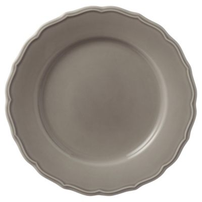 Grace Dinner Plate Taupe  sc 1 st  Tesco & Buy Grace Dinner Plate Taupe from our Mugs Cups \u0026 Saucers range - Tesco