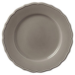 Grace Dinner Plate Taupe