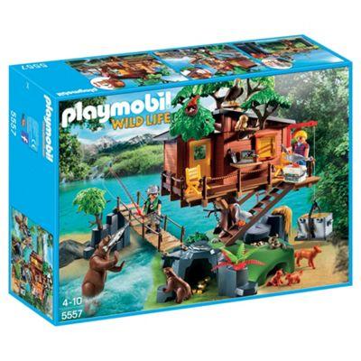 Playmobil 5557 Adventure Tree House