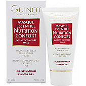 Guinot Masque Essentiel Nutrition Confort Instant Comfort Mask 50ml Dry Skin