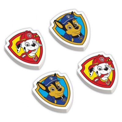 Paw Patrol Erasers