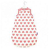 Babasac Multi TOG Baby Sleeping Bag - Heart 18-36 mths