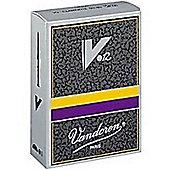 Vandoren V12 2 1/2 Bb Clarinet Reed (x10)