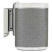 Flexson Wall Bracket For Sonos Play:1 (Pair) (White)