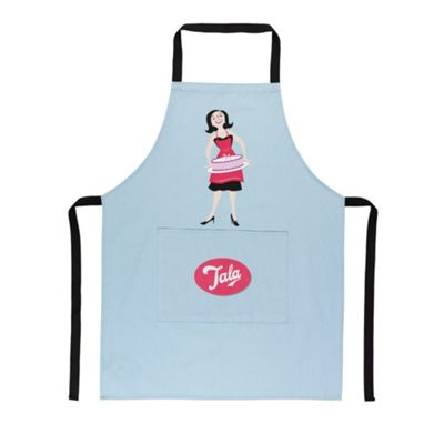 Tala Retro Design Full Apron, Ms Taylor
