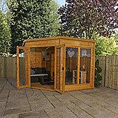 Mercia 9x9 Premium Corner Summerhouse