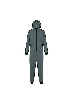 Mens Golf Fishing All-In-One Jumpsuit - Green