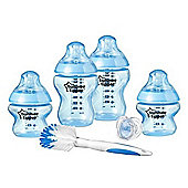 Tommee Tippee Closer to Nature Bottle Starter Kit (Blue)