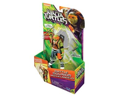 TMNT - Michelangelo Battle Sounds - Out of the shadows