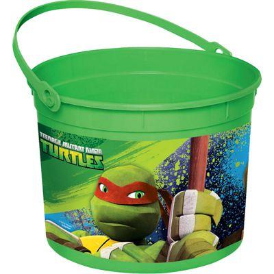 Ninja Turtles Favour Bucket