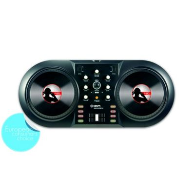 ION Audio Discover DJ USB Computer System