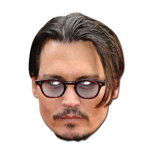 Celebrity Masks - Johnny Depp
