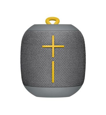 Ultimate Ears WONDERBOOM Bluetooth Speaker (Stone Grey)