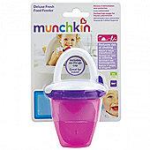 Munchkin Deluxe Fresh Food Feeder - Pink