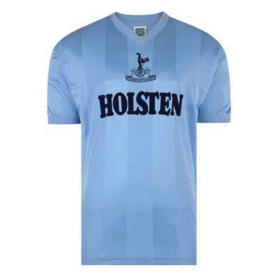 Spurs 1983 Away Shirt Sky Blue S
