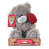 Me To You Tatty Teddy Bear with Red Rose M7
