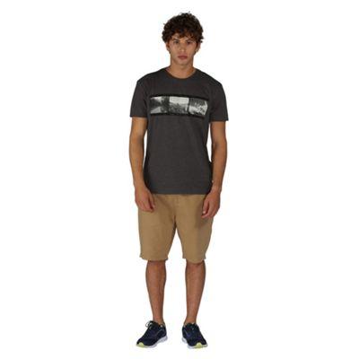 Dare 2b Mens Negatives T-Shirt Charcoal XL