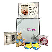 Sassy Bloom Newborn Boy Box