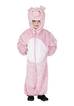 Child Pig Costume Small