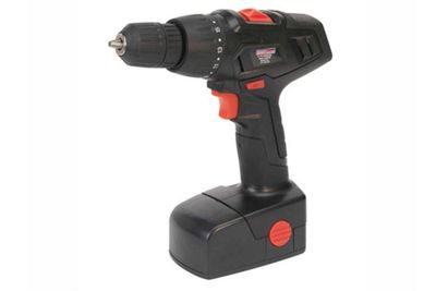Sealey Drill Kit: 14.4V Cordless Drill/Driver & Driver Accessories