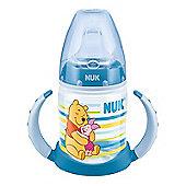 NUK Winnie The Pooh 150ml Learner Cup (Blue)