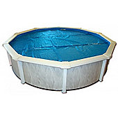 Doughboy Regent Round Steel Pool 18ft With Super Kit