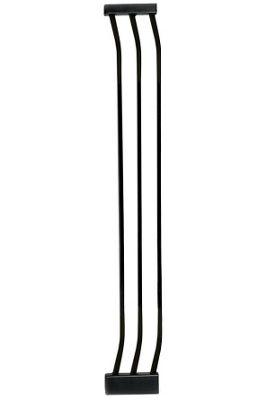 Bindaboo Extra Tall Gate Black Extension 18cm
